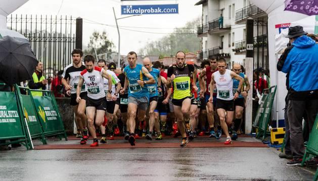 XI Media Maratón de Bera