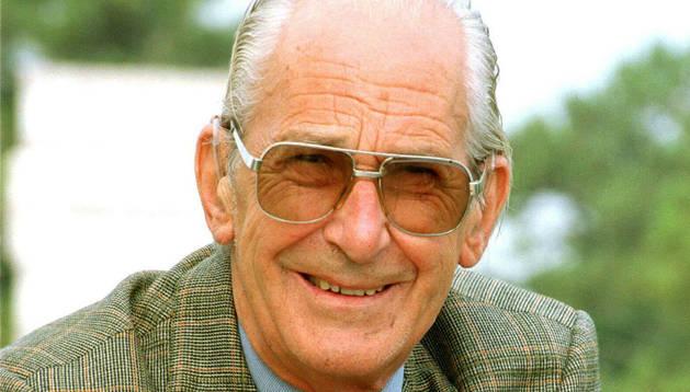 El historiador británico Raymond Carr.
