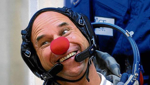 Guy Laliberté, uno de los creadores del Circo del Sol.