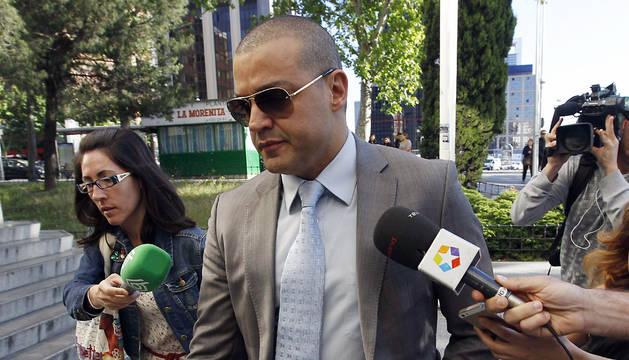 Miguel Ángel Flores, principal imputado.