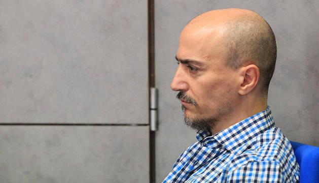 El falso shaolín, durante el juicio.