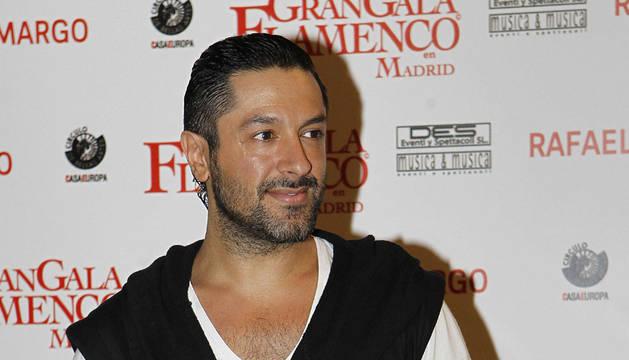 Rafael Amargo trae al Auditorio de Barañáin su último trabajo
