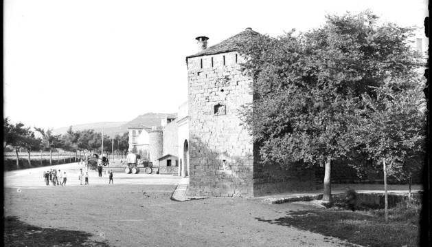 Las fortificaciones de Jaca llegan al Palacio del Condestable