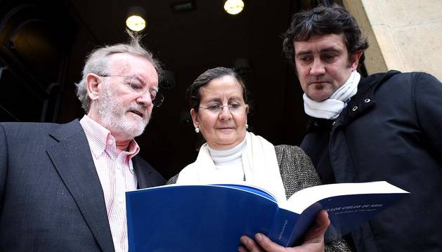 Fallece el escritor navarro Ignacio Ochoa de Olza