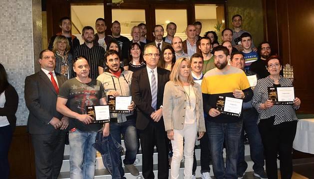 Ganadores de la Semana del Pincho 2015