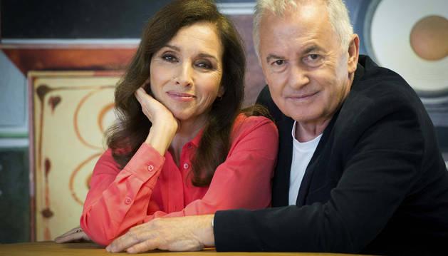 Ana Belén agradece a Víctor Manuel su entrada en la música