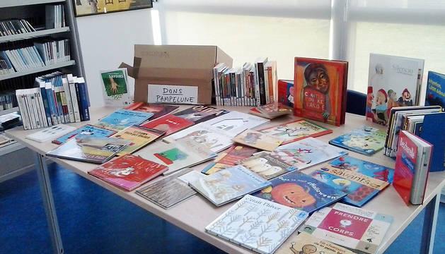 El año pasado las bibliotecas de Pamplona hicieron más de 214.000 préstamos.