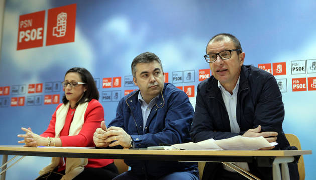 Cristina González (PSN) dice que renuncia a ser candidata en Tudela
