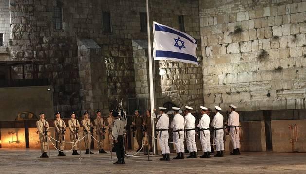 Dos minutos de silencio en Israel por las víctimas del terrorismo