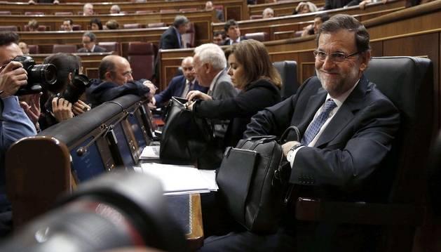Rajoy descarta revelar amnistiados en un proceso que