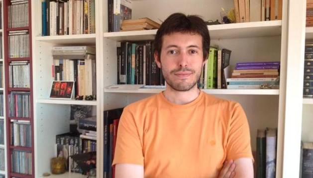 Alberto Frutos, vencedor de la primera edición