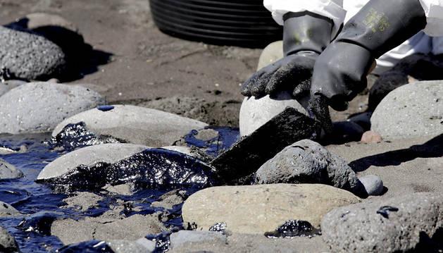 Personal de limpieza en Gran Canaria.