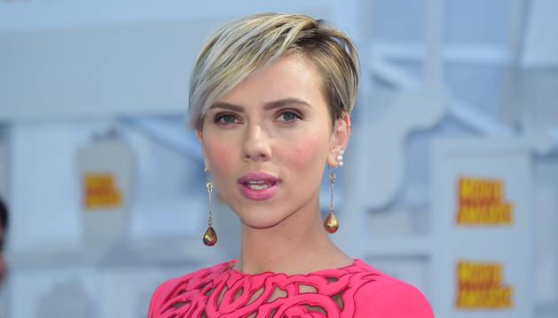 Scarlett Johansson protagoniza 'Qué les pasa a los hombres'.