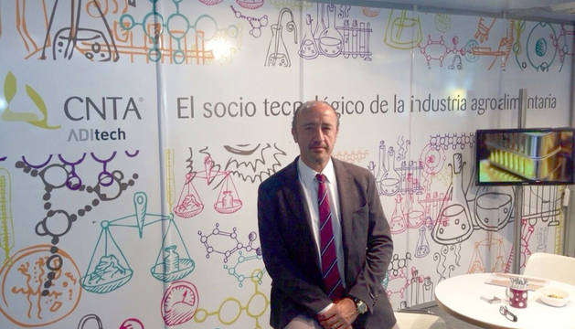 José María Baqué, director comercial y de marketing de CNTA