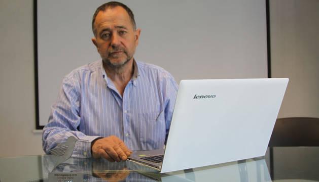José María Tabar, gerente de Tabar Sistemas Eficientes