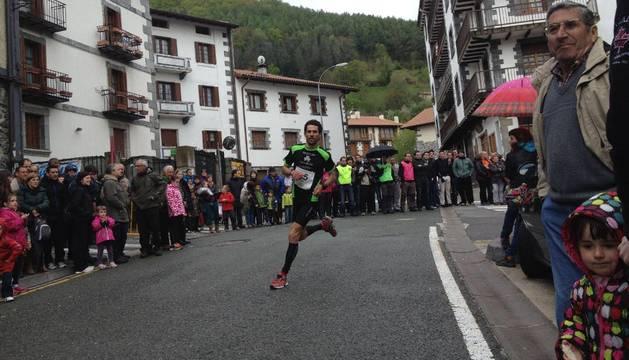 Raúl Amatriain dominó en 2013