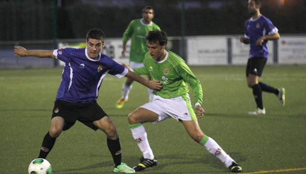 San Juan-Peña Sport de la primera vuelta