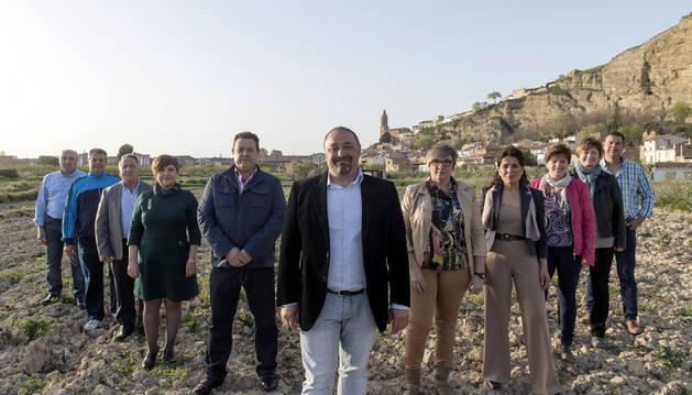 Dos nueva caras en UPN para el Ayuntamiento de Andosilla