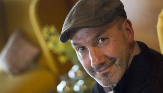 Jean-Yves Ferri, el nuevo guionista de 'Astérix'.