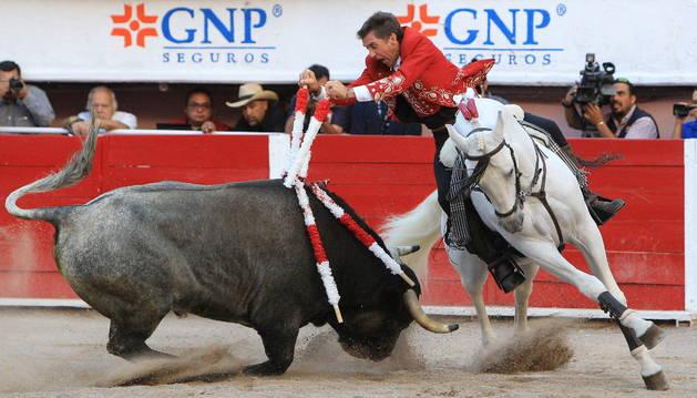 Hermoso, una oreja; Sanchez y Saldivar, sin toros