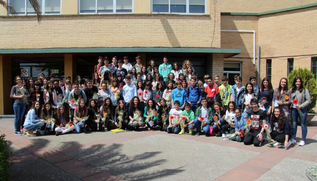 El IES Benjamín premia la creatividad de 110 alumnos