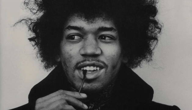 Jimi Hendrix- Bands of Gypsys 1970