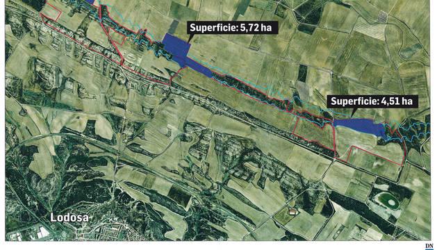 Lodosa traslada los beneficios del Canal a parte de su comunal