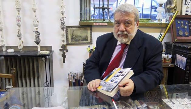 El bajista fundacional de Los Pekeniques, Ignacio Martín Sequeros.
