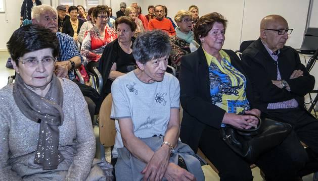 Anapar ofreció una charla sobre Parkinson, dolencia que sufren 65 estelleses