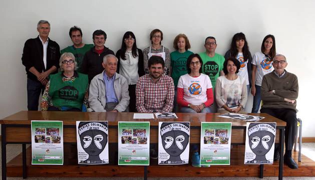 Doce colectivos promueven la Feria Solidaria de Tudela