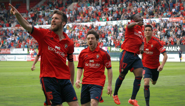 Imágenes del Osasuna 2-1 Albacete (II)
