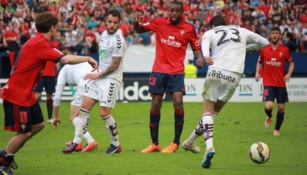 Imágenes del Osasuna 2-1 Albacete (I)