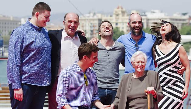 'A cambio de nada' gana la Biznaga de Oro en Málaga