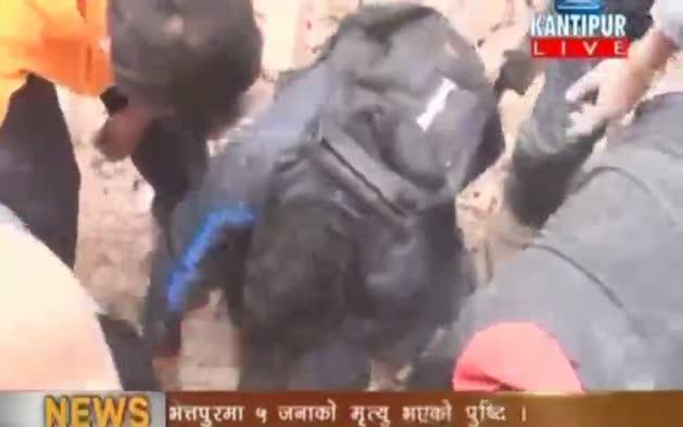 Un terremoto sacude Nepal