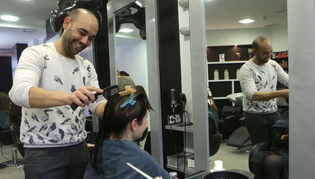 Células madre para regenerar el cabello en la peluquería