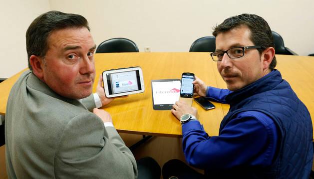En marcha una aplicación para teléfonos con la información local