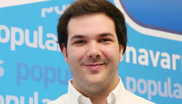 Presentada la candidatura de Hugo Martínez Faya a la Alcaldía de Ezcabarte