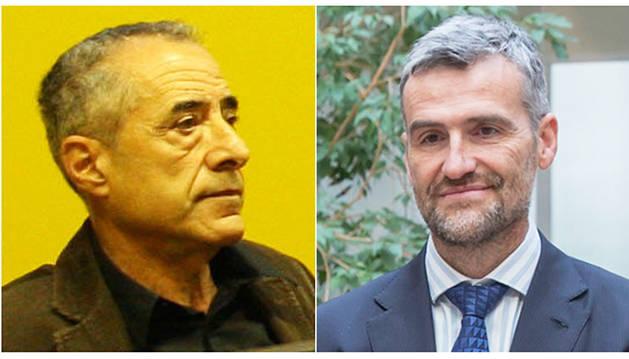 Carlosena y Nieto competirán por ser el rector de la UPNA