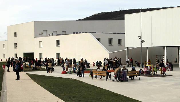 Colegio de Buztintxuri.