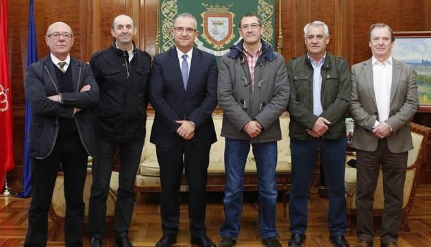UGT y CC OO promoverán más de 280 VPO en Rochapea y Lezkairu