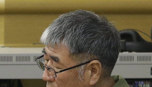 Lee Joon-seok, capitán del Sewol.