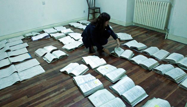 Detalle de libros afectados.