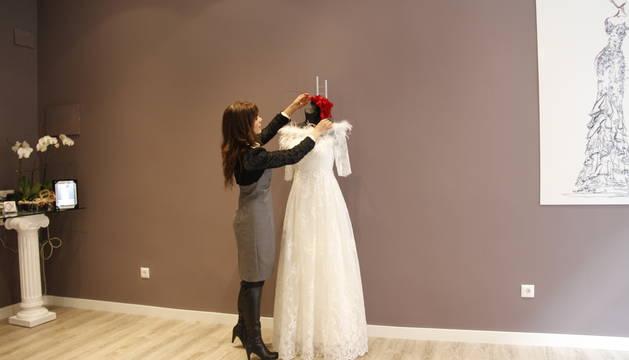 El centro de Pamplona vive una 'fiebre' de aperturas en el sector de las bodas