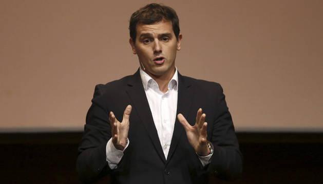 Ciudadanos centrará su campaña en Madrid y la Comunidad Valenciana