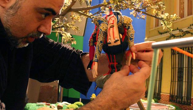 'Pos Eso', animación española, diabólica y hecha con plastilina