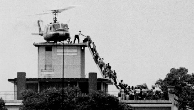 La caída de Saigon, 40 años de éxodo y derrota de EE UU