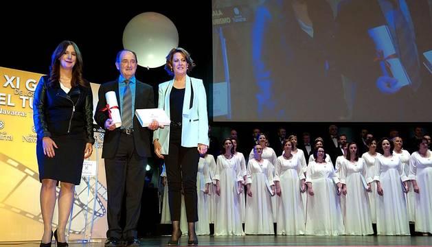 Gala Premios Turismo Reyno de Navarra 2015