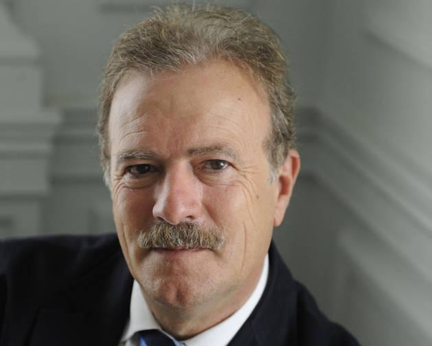 Manuel Campo Vidal, periodista y director del ICE