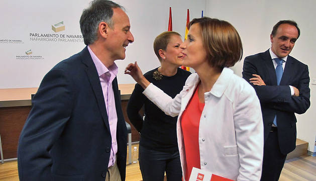 El PSOE no permitirá un pacto de investidura con Bildu en Navarra