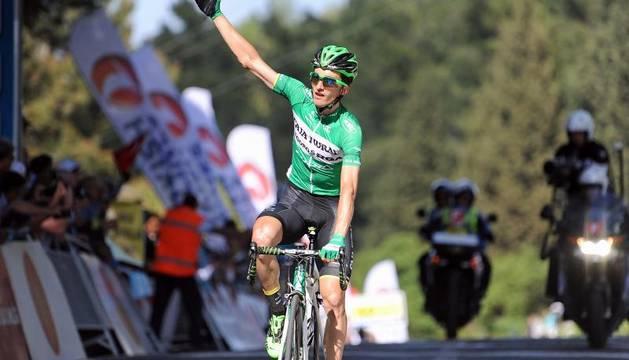 Pello Bilbao gana en la Vuelta a Turquía